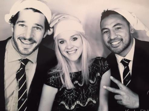 Who doesn't love a photo booth?